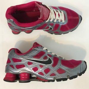 Nike Shox Turbo Sneakers Women's Size (7.5) 6Y